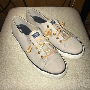 sperry top sider canvas